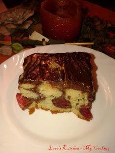 Love's Kitchen - My Cooking: Bolo Donauwellen