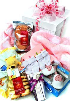 Baby Girl Gift Box Bonanza!
