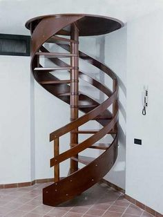 Planning & Ideas : Proper Ways To Make Interesting Spiral Staircase Slide How To Make A Spiral Staircase' Minecraft Spiral Staircase' Pictures Of Spiral Staircases along with Planning & Ideass - Panissue Share Spiral Staircase Plan, Small Space Staircase, Spiral Stairs Design, Winding Staircase, Railing Design, Stair Railing, Staircase Design, Spiral Staircases, Pole Barn House Plans