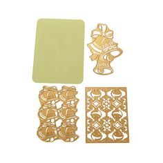 Shop Anna Griffin® Christmas Bells Cut and Emboss Cuttlebug Dies, read customer reviews and more at HSN.com.