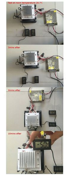 12V 6A DIY Electronic Semiconductor Refrigerator Radiator Cooling Equipment Sale…