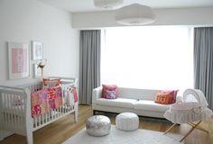 Quarto de bebê clean quartos-de-meninas