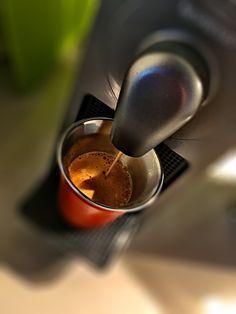Guten Morgen…ein #Kazaar #Kaffe von @Nespresso weckt die Sinne