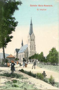 Máriaremete Church around Mosaic Pieces, Home Again, Hungary, Taj Mahal, History, Travel, Painting, Vintage, Historia