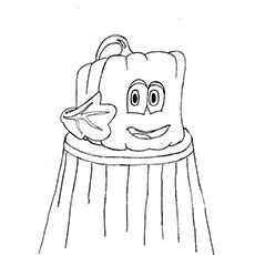 39+ Spookley the square pumpkin coloring page info