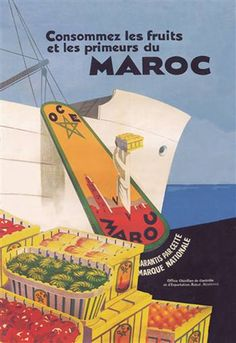 Eat The Fruit and Vegetable of Morocco http://www.walls360.com/food-and-drink-wall-graphics-s/1907.htm