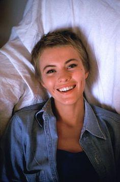 Jean Seberg, she was so good especially in Bonjour Tristesse