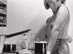At Cindy Sherman National Portrait Gallery we see the artist in all her guises. Cindy Sherman becomes anything from enigmatic film star to ageing flapper Grete Stern, Diane Arbus, Robert Mapplethorpe, Pina Bausch, Stephen Shore, Frank Stella, Edward Weston, Narrative Photography, Portrait Photography