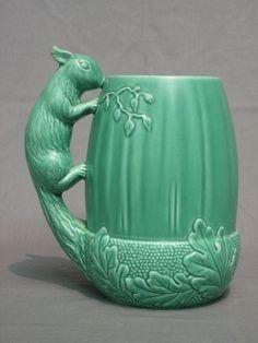 Sylvac pottery- squirrel!