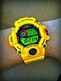 Big Watches, G Shock Watches, Casio G Shock, Sport Watches, Survival Watch, Jeep Wheels, Watch Master, Casio Edifice, 30th Anniversary
