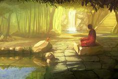 Ci sono esseri che percorrono l'arduo sentiero che passa per la rischiosa palude delle passioni corrosive attraversano l'oceano dell'illusione l'oscurità dell'ignoranza e vanno oltre. Hanno come sostegno la saggia contemplazione come rifugio la libertà dal dubbio sono liberati: questi sono per me esseri grandi. Dhammapada, La via del Buddha