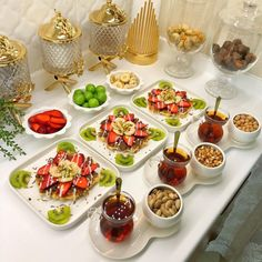 Cute Food, Yummy Food, Persian Decor, Freezer Breakfast Sandwiches, Food Decoration, Food Platters, Dessert Recipes, Desserts, Healthy Recipes