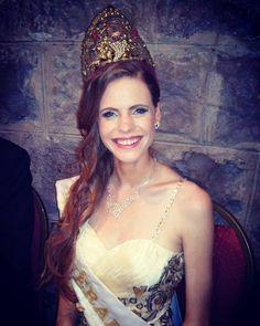 #Eugenia Reina Departamental de General Alvear Mendoza #Vendimia2016