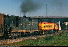 RailPictures.Net Photo: BO4202 Baltimore & Ohio (B&O) EMD GP40-2 at Chicago, Illinois by John Wiesmann