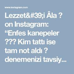 """Lezzet'i Âla 🎂 on Instagram: """"Enfes kanepeler 😋😋😋 Kim tattı ise tam not aldı 😊 denemenizi tavsiye ederim 😊😊😊 1 paket tost ekmeği 2 adet kabak 2 adet patlıcan 2 adet…"""""""