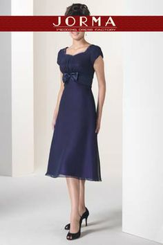Blue Sweetheart Modest Bridesmaid Dress BD5220 $95.00 + shipping