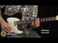 The Rolling Stones - Jumping Jack Flash Guitar Lesson - YouTube