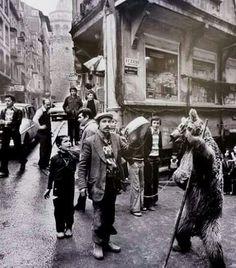 1970's Galata. Beyoğlu. Istanbul