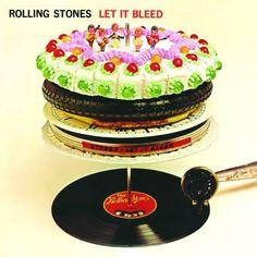 """""""Let it bleed"""" de The Rolling Stones (1969)"""