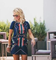 Embroidered Cinta Tunic by Holding Horses | Pinned by topista.com