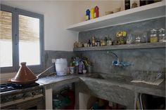 maroc deco rustique | Source et photo : Stefano Buonamici pour The New York Times