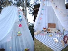 For informal celebrations. #decor #idea #Valentine's #Day #diadosnamorados #love #garden #yard #casadevalentina