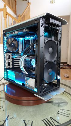 JustBad2's Completed Build - Core i7-5820K 3.3GHz 6-Core, GeForce GTX 1080 8GB FTW Gaming ACX 3.0, Enthoo Evolv ATX Glass ATX Mid Tower - PCPartPicker