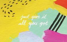 15 Beautiful Desktop Wallpapers - According to Elle