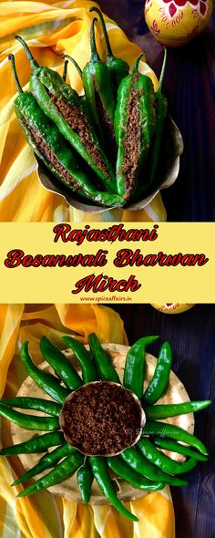 Authentic Bharwa Karela Recipe / How to make stuffed bitter gourds Chilli Recipes, Chutney Recipes, Veg Recipes, Indian Food Recipes, Cooking Recipes, Rajasthani Food, Rajasthani Recipes, Vegetarian Food List, Indian Pickle Recipe