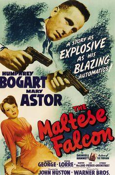 THE MALTESE FALCON // usa // John Huston 1941