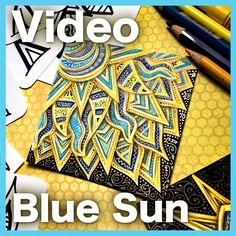 Blue Sun Video Lesson — EniOken.com