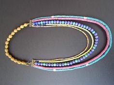 Necklace, Hippie Chic.