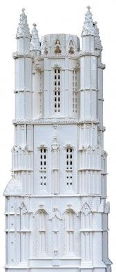 cathedral in Lego