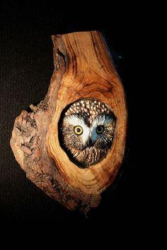 Custom Made Wood Carving Wall Art