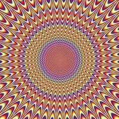 Do Not Click: Maddening Optical Illusion!