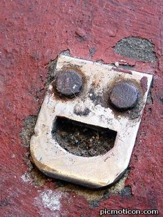Best place for all of your image hosting and image sharing needs Things With Faces, Rust Never Sleeps, Grumpy Face, Wtf Face, Strange Places, Hidden Face, Facial Expressions, Funny Faces, Abstract Pattern