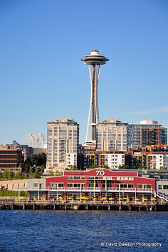 Seattle ,Washington - What a great city.  The food,  the people, fresh fish at pikes place.  And of course....the coffee!