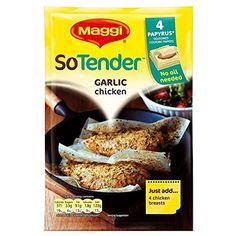 Maggi® So Tender™ Seasoned Cooking Papers