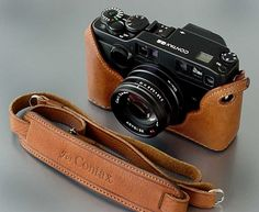 Contax G2 by Kate Muckenhirn