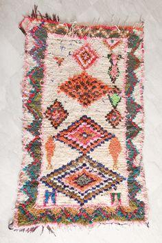 Pink Rug Co. Moroccan rug