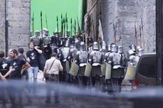 - Gravação da sexta temporada de Game of Thrones  #GOT #seriados #GOT #HBO #geek