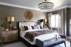 Bedroom Colors The Best Options For - Master Bedroom Paint Colors 2019 Small Room Bedroom, Home Decor Bedroom, Modern Bedroom, Bedroom Ideas, Master Bedroom, Bedroom Photos, Bed Room, Grey Bedrooms, Fall Bedroom