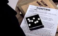 Die Wahrheit über Aspartam!