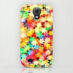 Starstruck Samsung Galaxy S4 Case by Lisa Argyropoulos