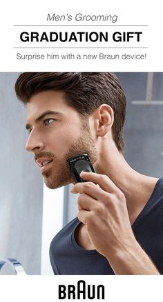 Graduation is quite an accomplishment! Get ready for the big day by checking out these Graduation Grooming Tips. Since you always want to look your best, the Braun Multi Grooming Kit with Nose Trimmer Attachment can help you show off your favorite clean shave in all the important pictures—thanks to its anti-slip grip, cordless technology, and top-rated reviews. Get ready to look the part during this celebration with this this shaving essential.