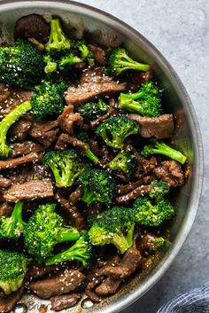 This Beef And Broccoli Is Better Than Takeout Make This Easy Beef And Broccoli At Home In Under Thirty Minutes Beef Recipe Stir Fry Flank Steak Recipe Chinese Food Takeout Fake Out Quick Dinner Recipe Easy Dinner Recipe Dinner Recipes Easy Quick, Healthy Dinner Recipes, Easy Meals, Cooking Recipes, Easy Recipes, Healthy Dishes, Healthy Food, Delicious Recipes, Cooking Icon