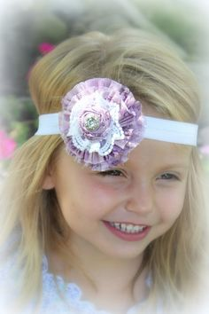 Babay+headband+Baby+Girl+Headband+FLower+by+emmaraedesigns+on+Etsy,+$16.50