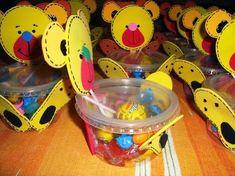 obsequia dulces de manera original8 Treats, Lira, Parties, Jaco, Babys, Woodland, Safari, 1, School