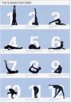 Yoga Asana Techniques And Strategies For yoga asana vinyasa Vinyasa Yoga, Yoga Stretching, Basic Yoga For Beginners, Rishikesh Yoga, Les Chakras, Learn Yoga, Yoga Benefits, Yoga Sequences, Yoga Meditation