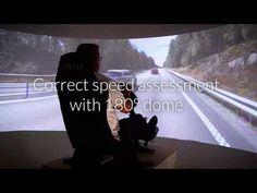 Camionul viitorului se conduce de acasă. Mulțumind tehnologiei viitorului 5G - infosursa Flexible Screen, Truck